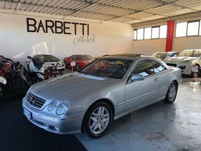 usata Mercedes CL500 Unica PERMUTE
