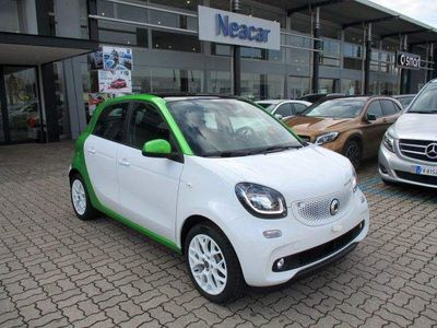 brugt Smart ForFour Electric Drive Passion - Nuova Pronta Consegna