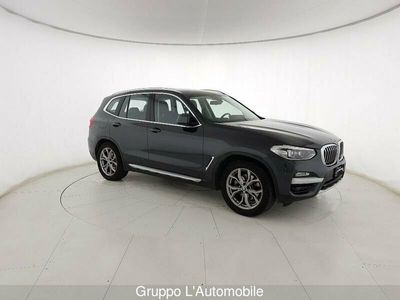 usata BMW X3 G01 xdrive20d Luxury 190cv auto