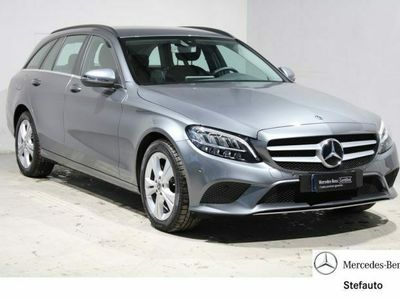 usata Mercedes C220 d S.W. Auto Business