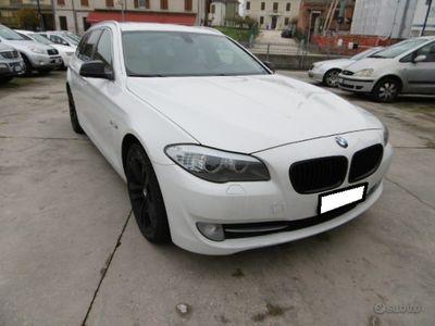 usata BMW 520 Touring Eletta tutti tagliandi - 2012