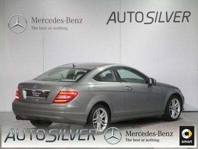 usata Mercedes C220 CDI Coupé Executive