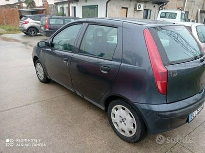 usata Fiat Punto 11/1999 seconda serie