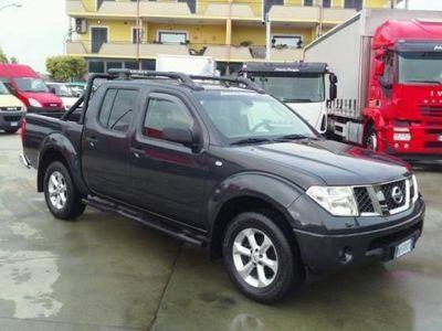 usata Nissan Navara 2.5 DCI 175 CV DOPPIA CABINA 4WD PICK-UP KM CERTIF