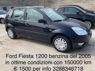 used Ford Fiesta Fiesta 1.2 16V 5p. Ghia1.2 16V 5p. Ghia