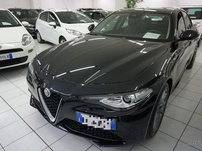 gebraucht Alfa Romeo Giulia 2.2 Turbodiesel 150 CV AT8 Sup