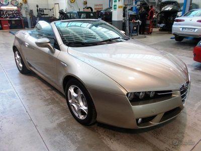 usata Alfa Romeo Spider 2.4JTD200cv.Distr.Nuova.PERFETTA