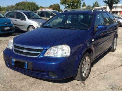 usata Chevrolet Nubira Nubira1.6 16V S.W. CDX GPL
