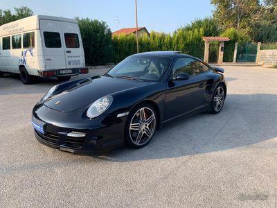 usata Porsche 911 (997) turbo manuale UNIPRO