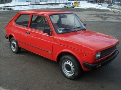 brugt Fiat 127 usata 1978