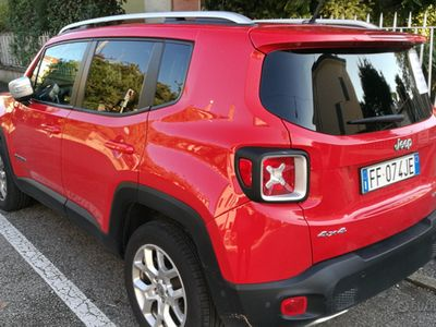 usata Jeep Renegade - 2016 4WD LIMITED AT9