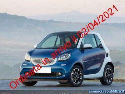 usata Smart ForTwo Cabrio EQ SUITEGREY (4,6KW) DEL 2020