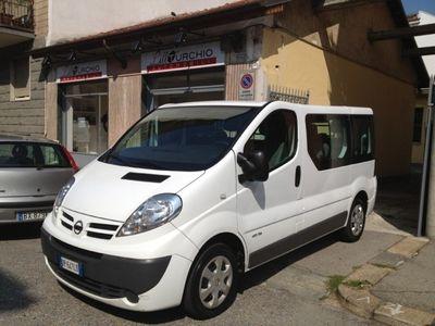 used Nissan Primastar 2.0dCi/115 . 6 posti autocarro +iva