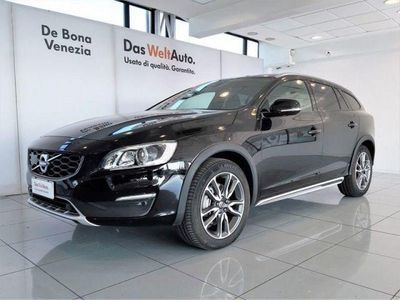 used Volvo V60 CC D4 AWD Geartronic Pro