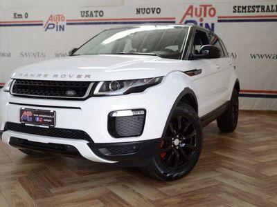 używany Land Rover Range Rover evoque 2.0 TD4 150 CV Automatic+Navi+Pelle+xeno