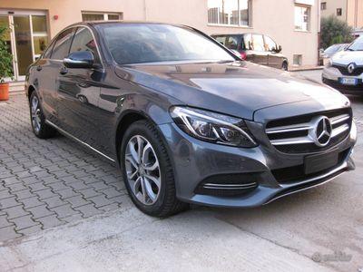 usata Mercedes C220 BlueTEC Sport Automatic Navi Fari Led