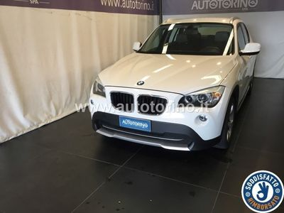 used BMW X1 X1xdrive20d Futura
