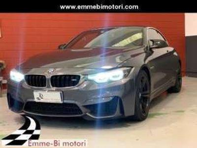 usata BMW M4 Cabriolet Benzina