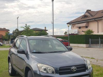 brugt Toyota RAV4 2.2 D4D 136cv Sol, condizioni ottime