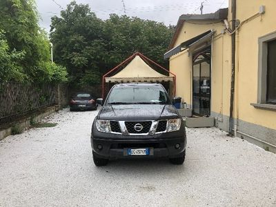 brugt Nissan Navara 2.5 dCi 4 porte Double Cab XE