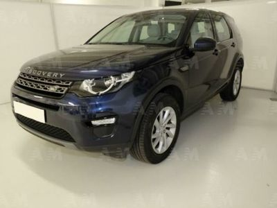 used Land Rover Discovery Sport 2.0 TD4 150 CV SE del 2017 usata a Asti
