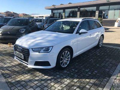 usata Audi A4 Avant 2.0 TDI 190 CV S tronic Business-Navigatore