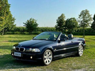 "usata BMW 318 Cabriolet Ci 143CV """"STUPENDA-BOOK SERVICE-FULL OPT"""""
