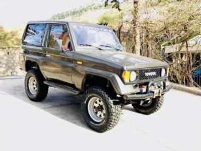 usata Toyota Land Cruiser Fuoristrada Diesel
