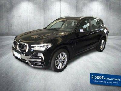 usata BMW X3 xdrive20i 184cv auto