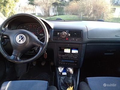 usata VW Golf Cabriolet Golf 1.9 TDI/110 CV cat 5 porte Highline