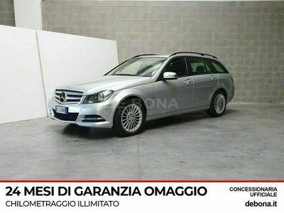 usata Mercedes 200 Classe C swcdi (be) elegance