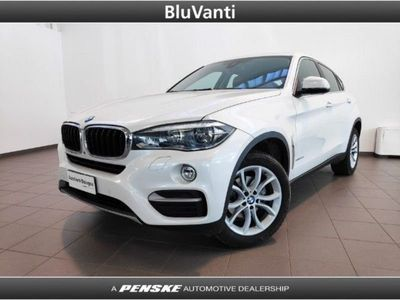 second-hand BMW X6 X6xDriv