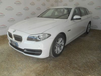 usata BMW 518 Serie 5 Touring (F10/F11) d Touring Business aut.