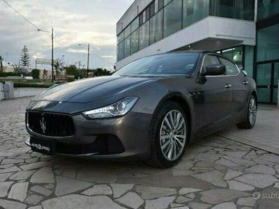 usata Maserati Ghibli V6 Diesel 275 CV