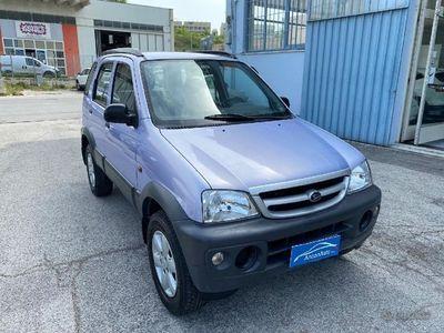 usata Daihatsu Terios 1.3 CX 4x4 PER NEOPATENTATI 2005