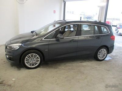 usata BMW 218 Gran Tourer 218 d xDrive Luxury autom.