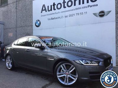 usata Jaguar XE XE2.0d Portfolio 180cv auto
