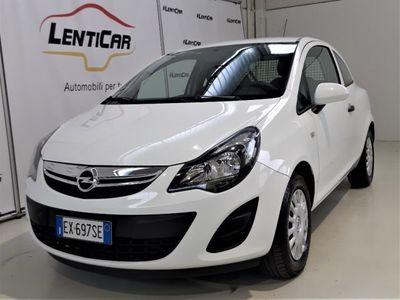 usata Opel Corsa 1.3 CDTI 75CV F.AP. 3 porte Van Euro 5B