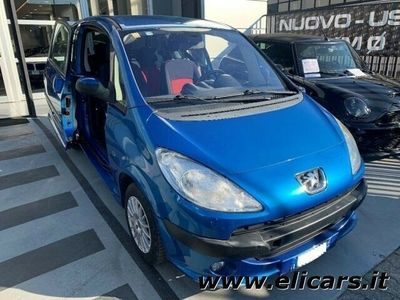 usata Peugeot 1007 1.4 HDi Happy