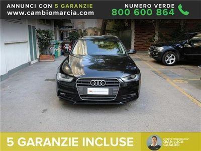 usata Audi A4 Avant 2.0 TDI 177CV mult. Ambiente