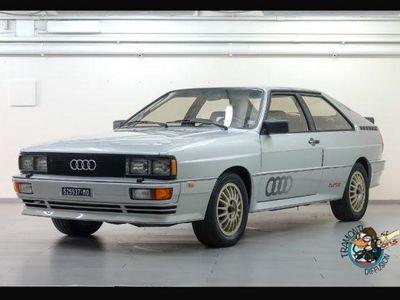 brugt Audi Coupé quattro 2.1 turbo