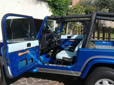 usata Jeep Wrangler 4.0 cat Hardtop