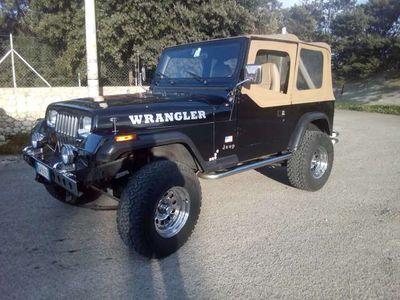 usata Jeep Wrangler 2.5 Laredo