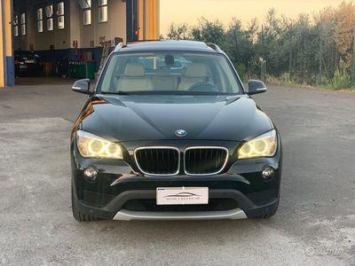 usata BMW 1M X1 20d Xdriver 143CV Xline 2013 Garanzia
