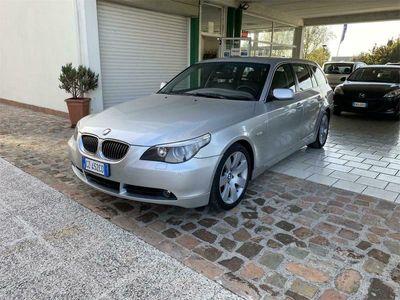usata BMW 525 Serie 5 d Touring Futura