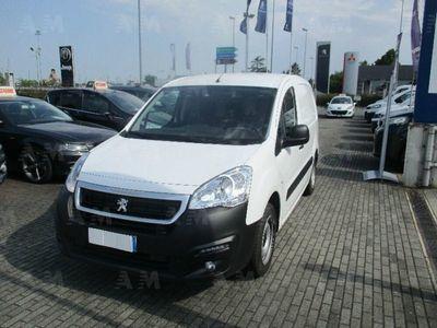 gebraucht Peugeot Partner PartnerBlueHDi 100 L1 Furgone Premium