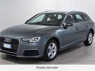 usata Audi A4 A4 AvantAvant 2.0 TDI 150 CV S tronic Business Sp