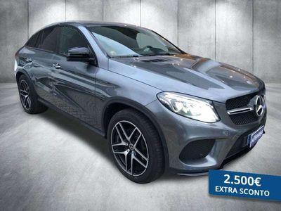 usata Mercedes 350 CLASSE GLE COUPE GLE Couped Premium 4matic auto