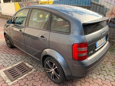 usata Audi A2 1.4 TDI 75CV X NEOPATENTATI