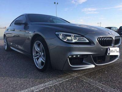 usata BMW 640 d XDrive Gran Coupé MSport UFF.ITALIANA